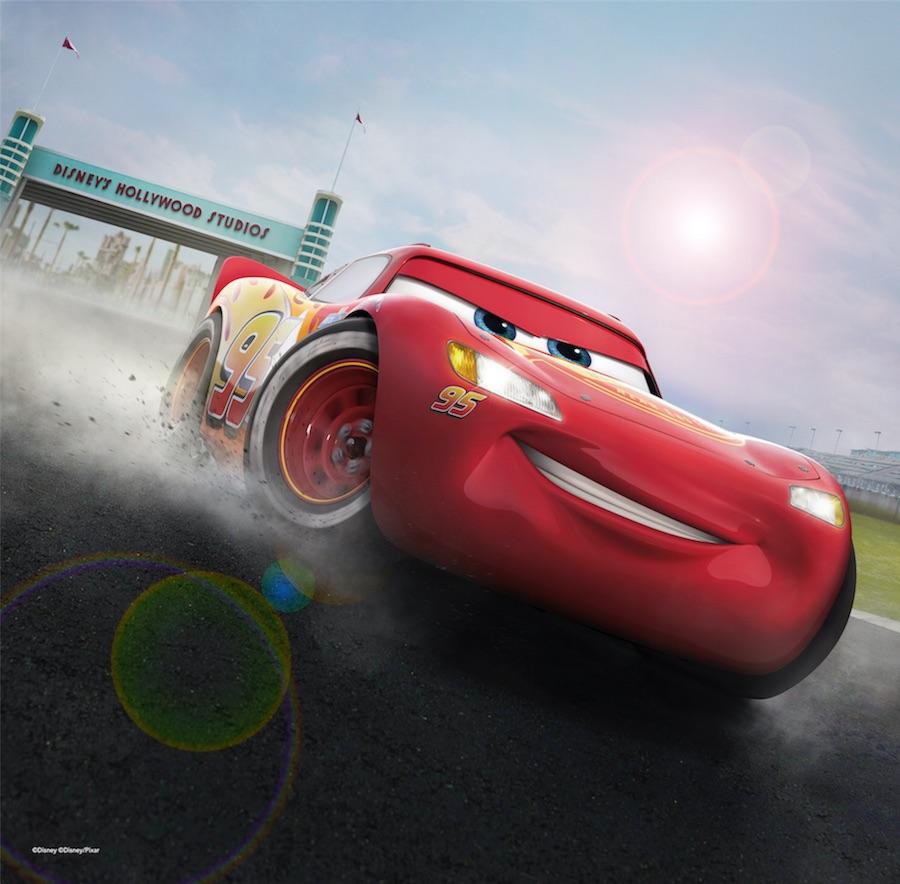 Lightning McQueen's Racing Academy Disney