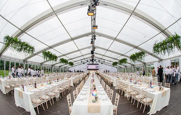 Jenny 1 corsage creations large scale wedding venue dressing florist advice