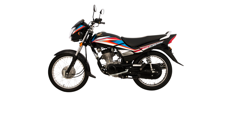 Honda CG125 Dream 2018