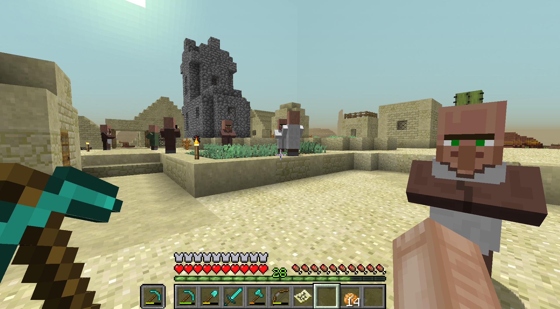 safe villagers