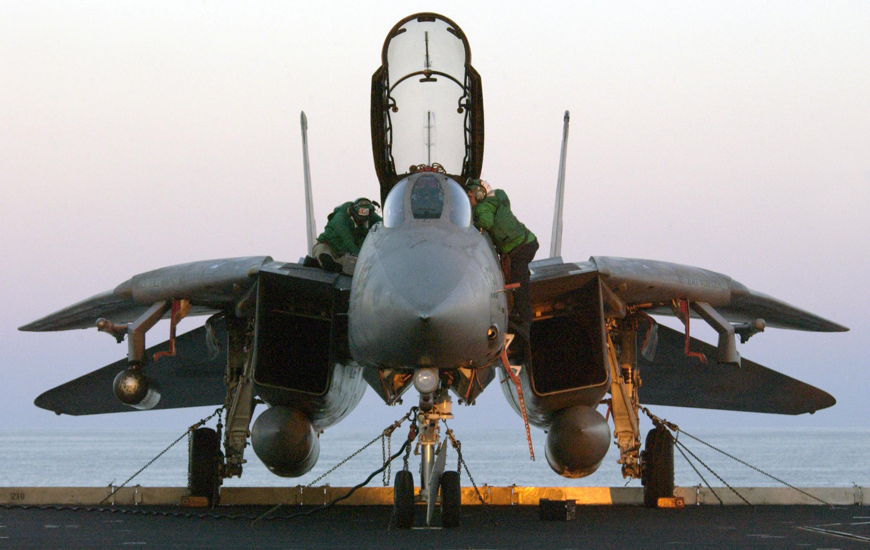 manufactured aerospace parts used in f-14 tomcat