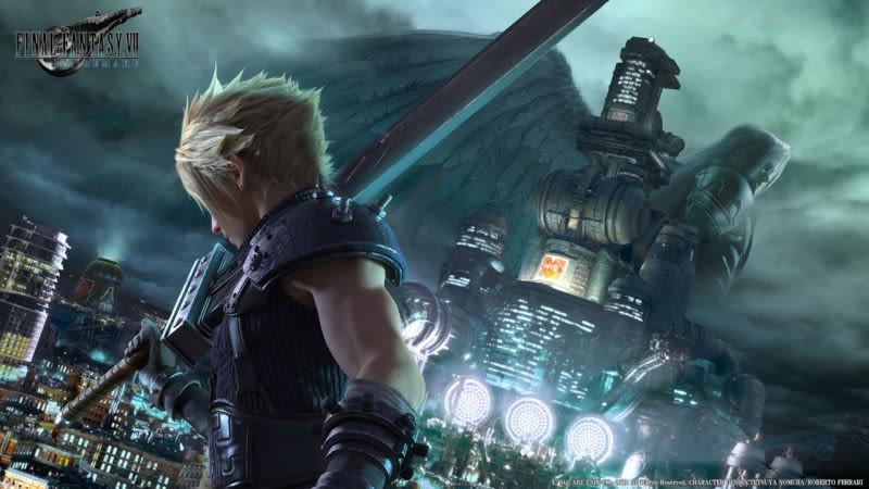 final fantasy, final fantasy 7 remake, final fantasy vii remake, game nhật bản, game remake, game rpg, game sắp ra mắt, tuyển dụng game