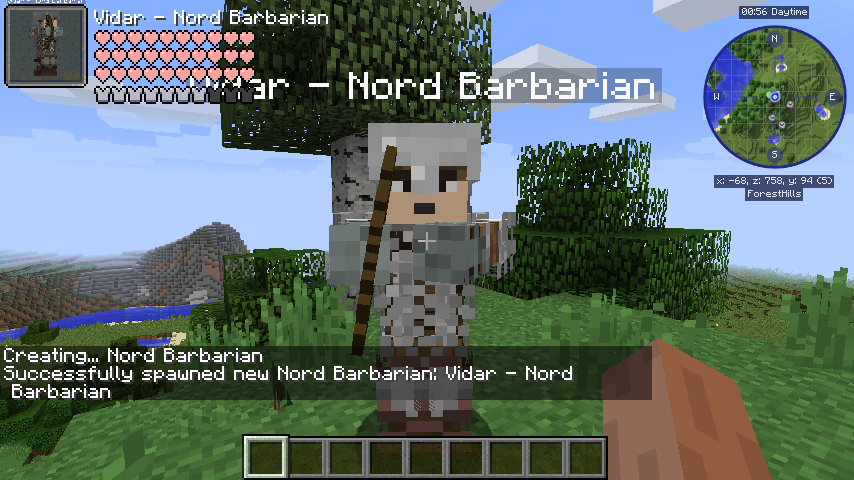 Nord Barb