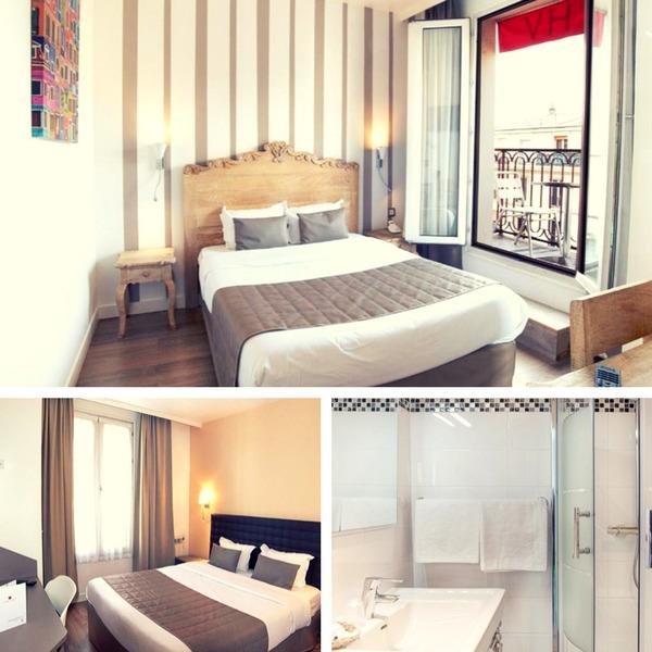 Mejores hoteles baratos en París - conpasaporte.com - Hôtel de Venise