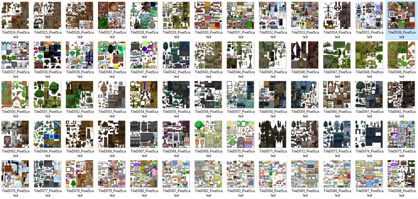 1350 Tilset varié (VX ACE et pour MV) Image27