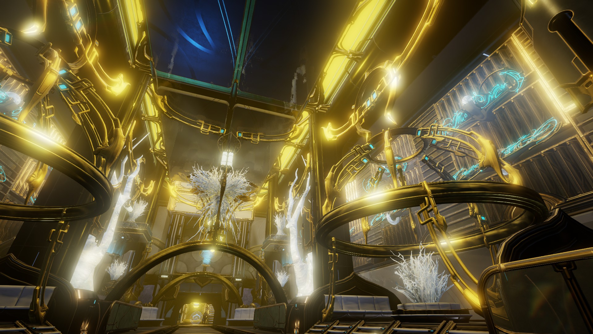 Dojo decorations: orokin room part 2 - Fan Zone - Warframe ...