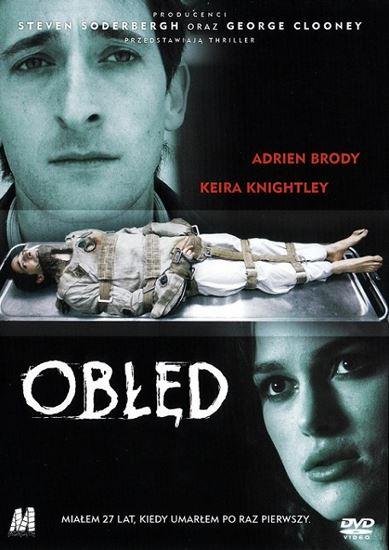 Obłęd / The Jacket (2005) PL.AC3.DVDRip.XviD-GR4PE / Lektor PL