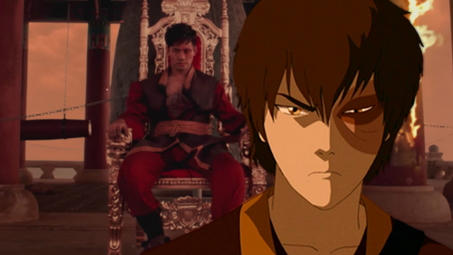 Check Out This New Teaser For The AVATAR THE LAST AIRBENDER AGNI KAI Live Action Fan Film