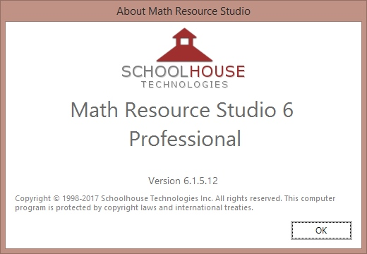Math Resource Studio