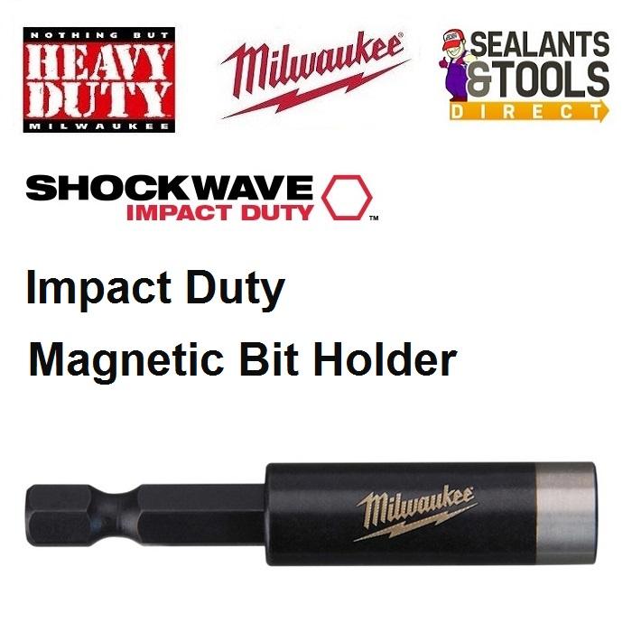 Milwaukee Screwdriver impact Bit Holder