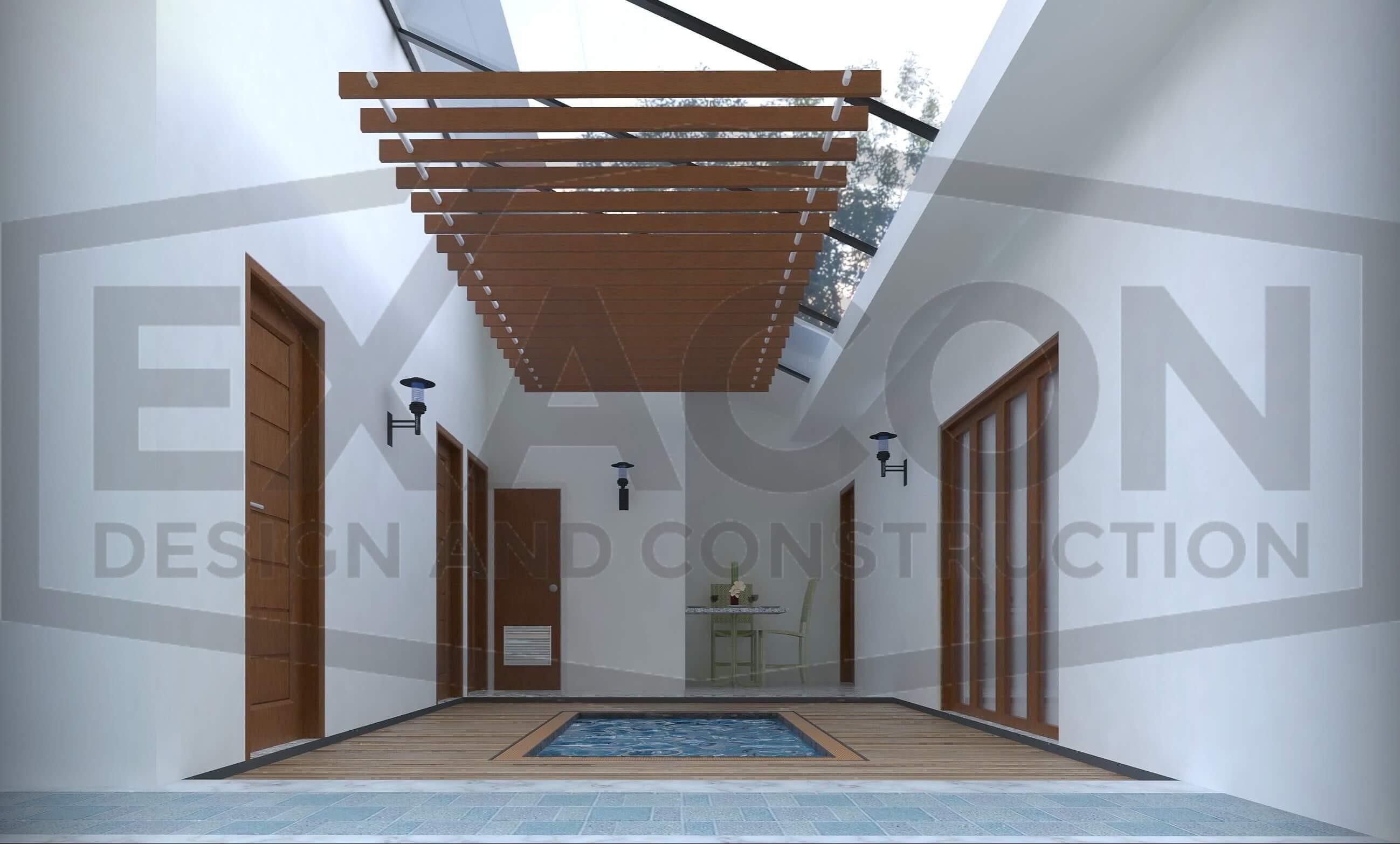 Proyek Renovasi Rumah Minimalis Bapak Eka Bandung