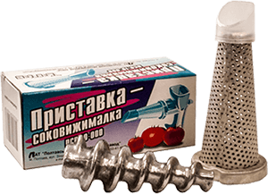 Надежная насадка на соковыжималку Полтава