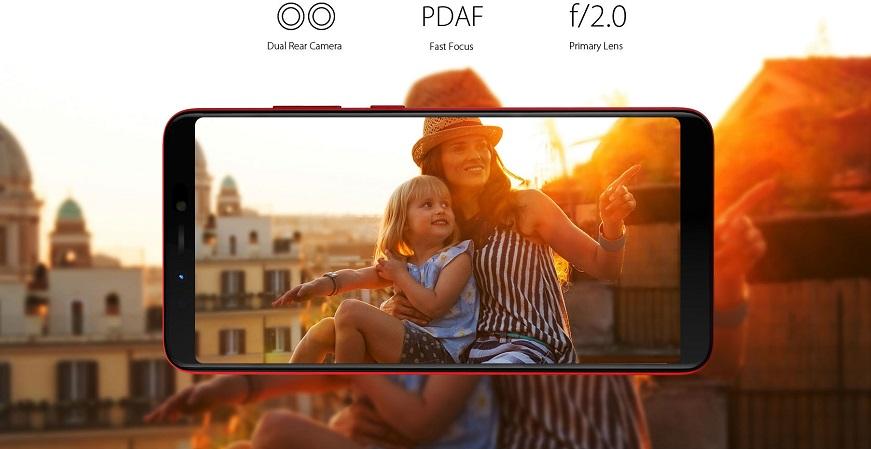 Infinix Hot 6 Pro X608 Dual Sim, 32GB, 4G LTE - Gold