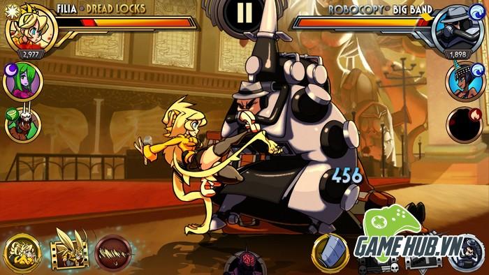 Siêu phẩm đình đám PC Skullgirls chính thức phát hành Android - ảnh 1