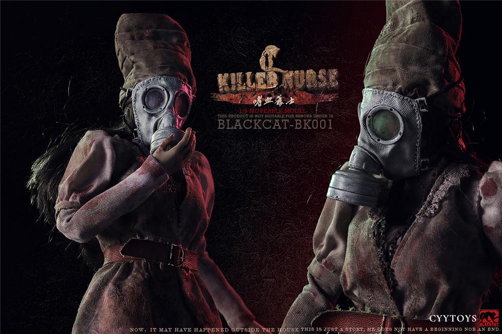 horror - Blackcat-BK001 - Killer Nurse CYY Toys (Viewer Discretion is Advised) 01