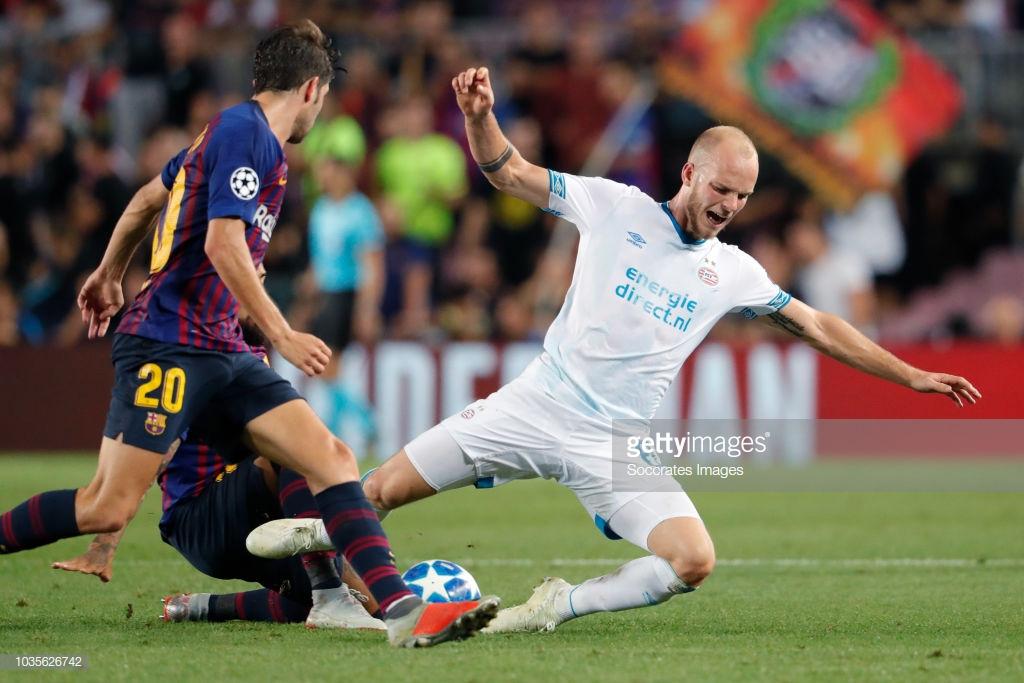 صور مباراة : برشلونة - PSV إندهوفن 4-0 ( 18-09-2018 )  S3
