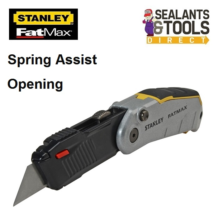 XMS17SPRING Fatmax retractable Stanley Knife
