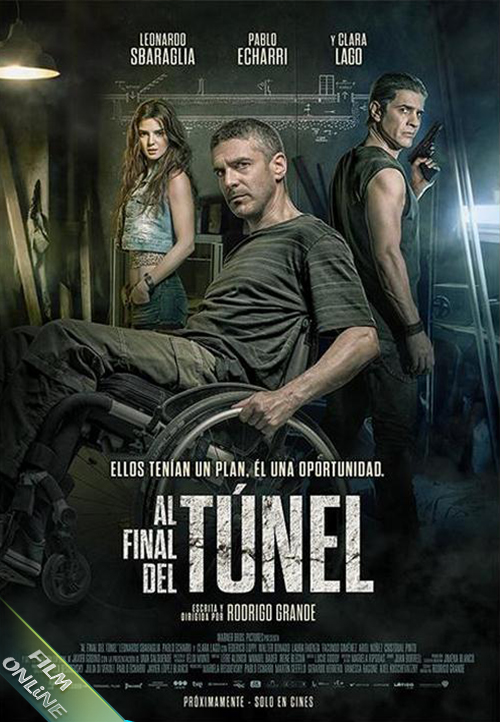 [ONLiNE] Wyjście z tunelu / At the End of the Tunnel / Al final del túnel (2016) PL.720p.BDRip.XviD.AC3-KLiO / Lektor PL
