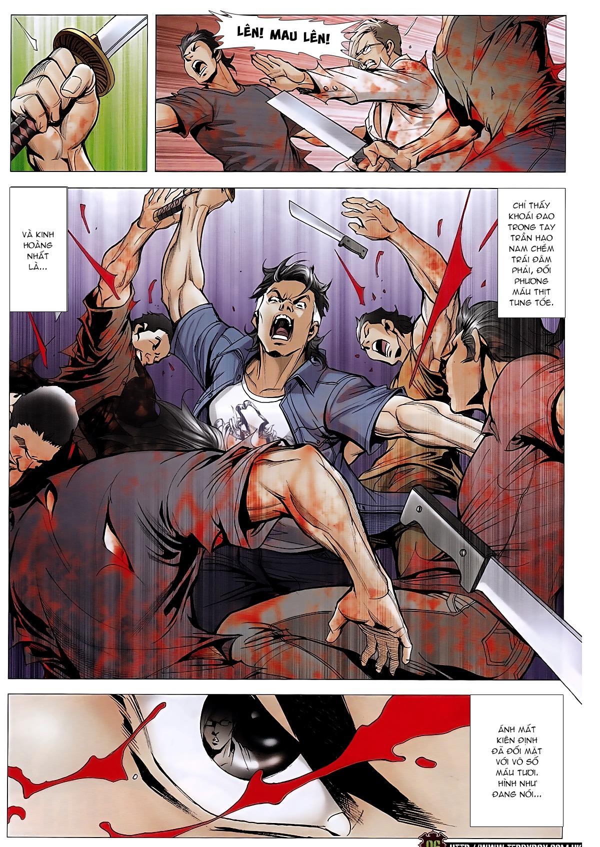 Người Trong Giang Hồ chapter 1963: đấu tử tử đấu trang 4