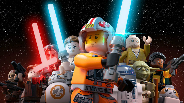 Check Out The New Trailer For Disney XD's Upcoming LEGO STAR WARS: ALL STARS Specials