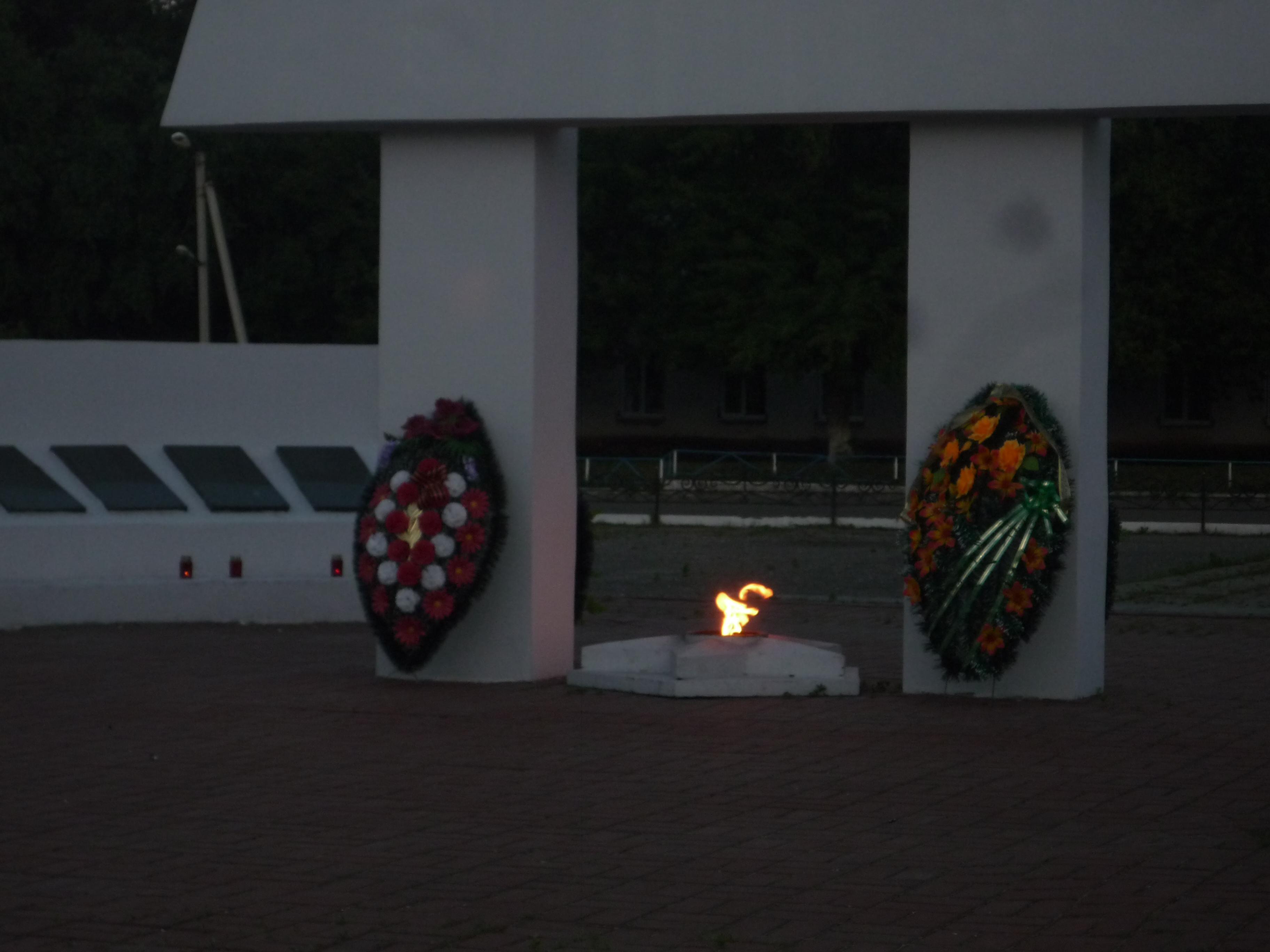 Изображение из альбома Митинг, посвященный Дню памяти и скорби