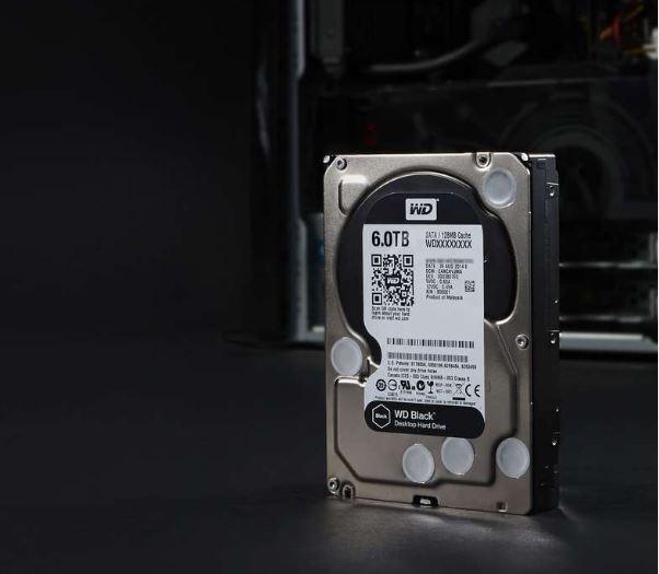WD Black Desktop Hard Drive