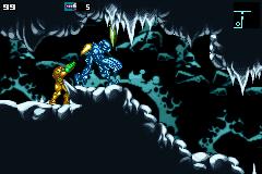 Metroid:Deep Freeze