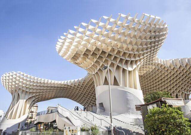 Metropol Parasol (Seville, Spain)