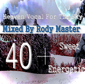 Heaven Vocal For The Sky Vol.40_Sweet + Energetic Version HV_40