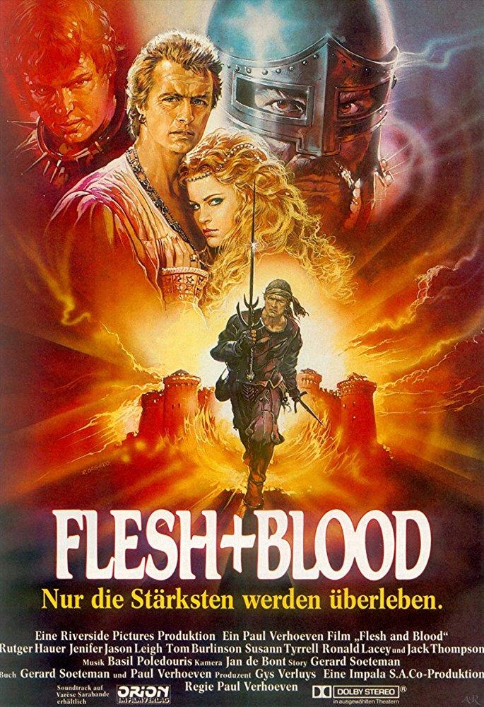 Flesh+Blood (1985) BluRay 720p 1.1GB x264