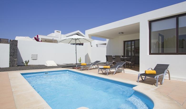 Villa Juabel in Playa Blanca, Lanzarote