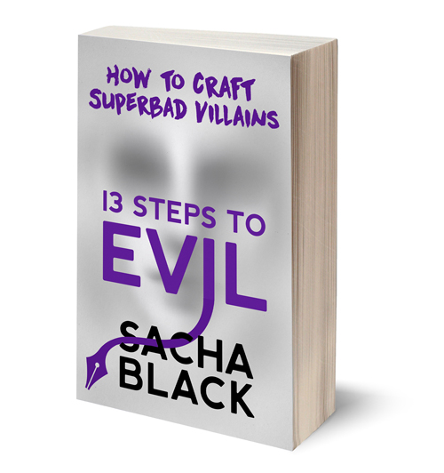 Writing a hero is difficult enough. But if you want to create an anti-hero?Even harder. Sacha Black gives 3 tips on how to do it, using Beetlejuice.