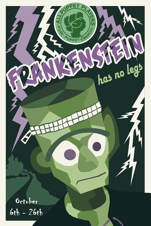 Frankenstein Has No Legs