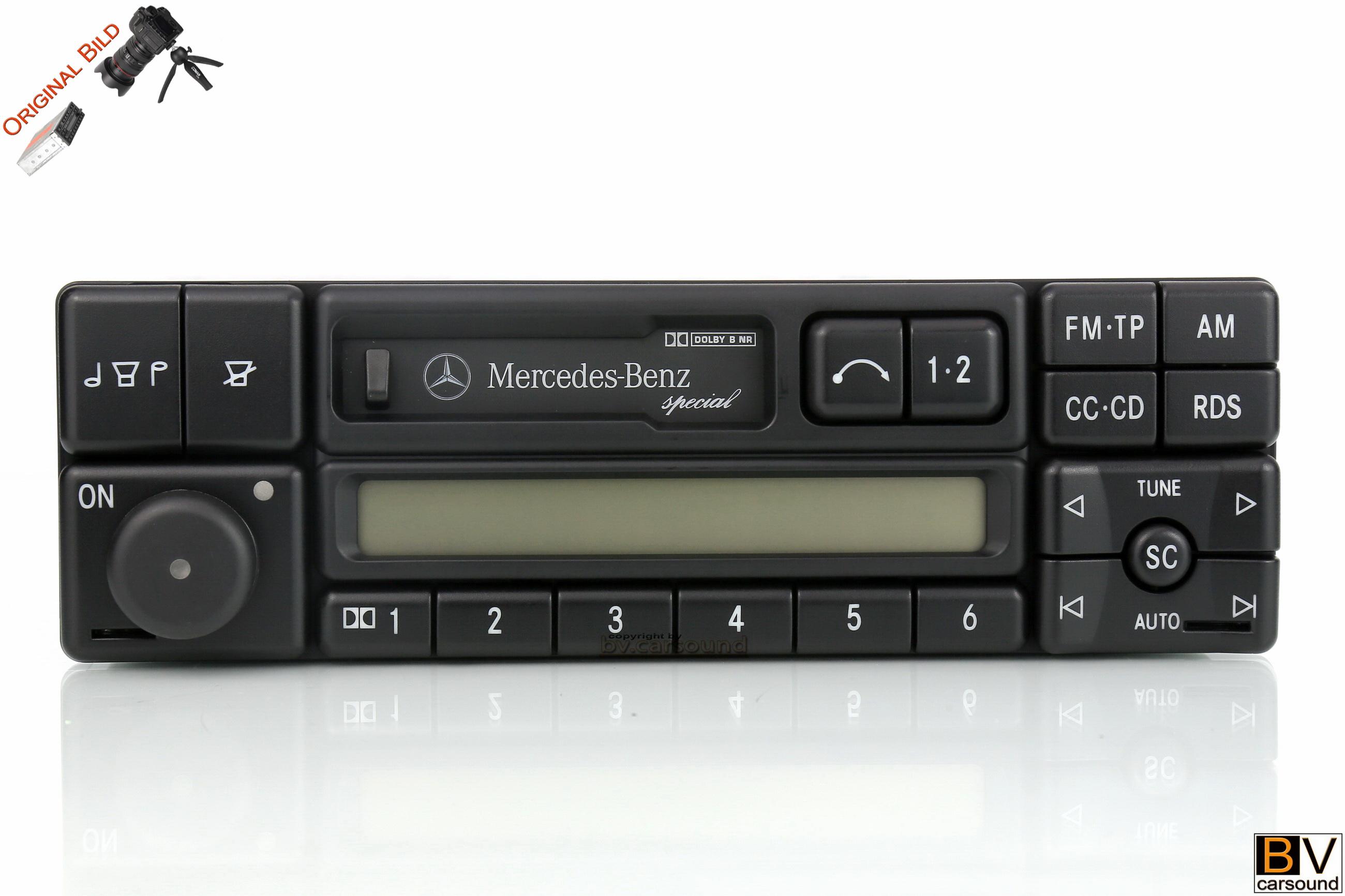 Mercedes benz special mit usb sd aux mp3 becker be2210 for Mercedes benz usb
