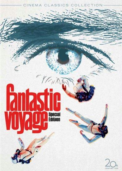 Fantastyczna podróż / Fantastic Voyage (1966) PL.AC3.DVDRip.XviD-GR4PE | Lektor PL