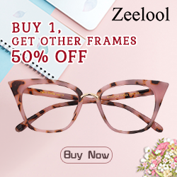 Zeelool Prescription Eyeglasses Frames Online