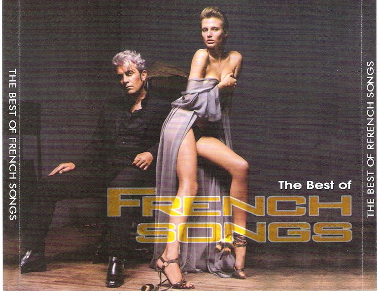 The Best Of French Songs (CD2) - Various Artists