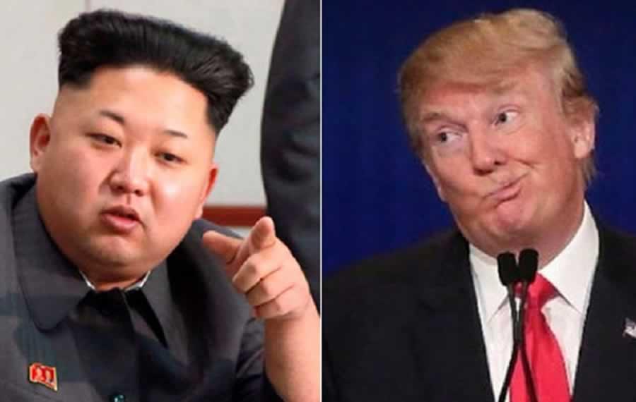 """Corea del Norte: """"Trump carece de raciocinio, con él solo funciona la fuerza"""""""