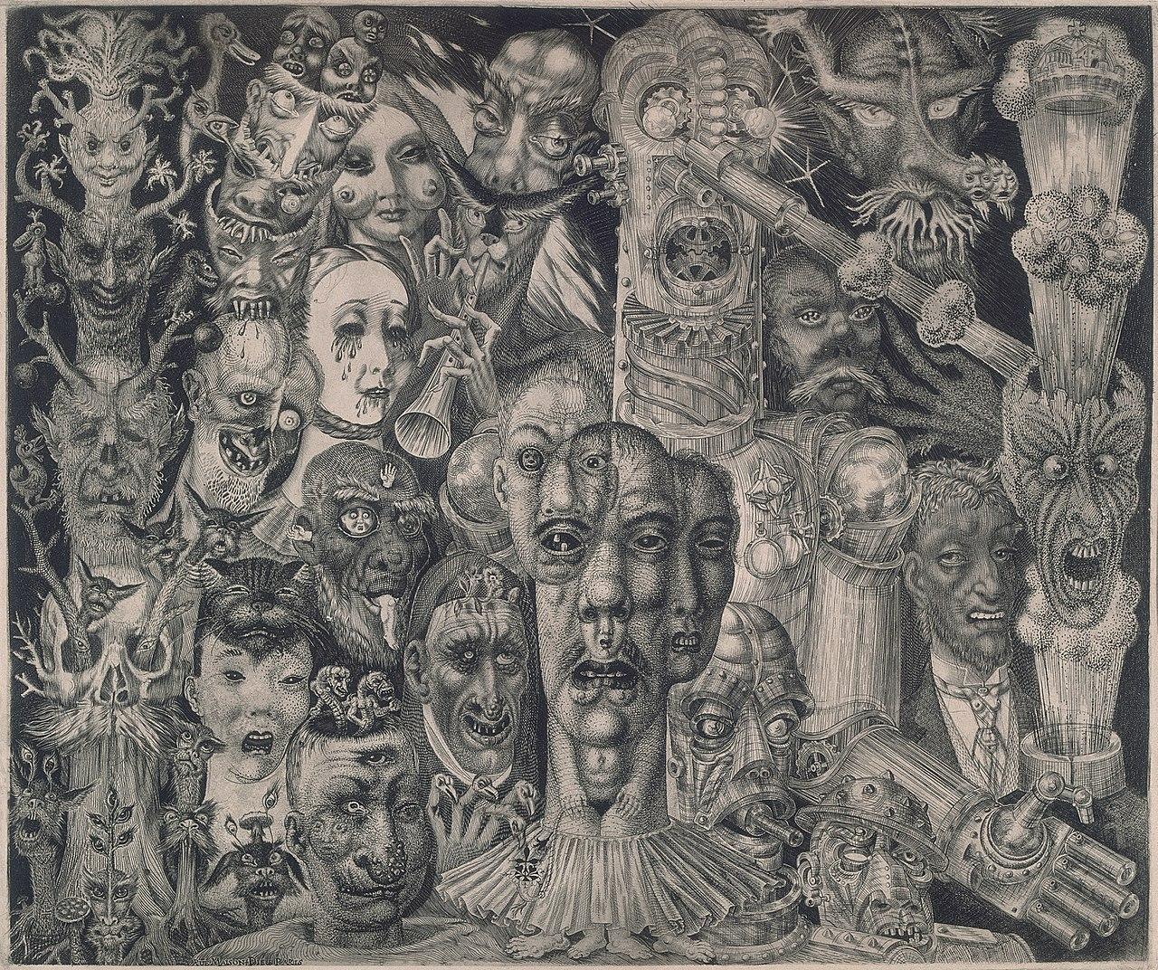 Eduard Wiiralt Hell Porgu 1932