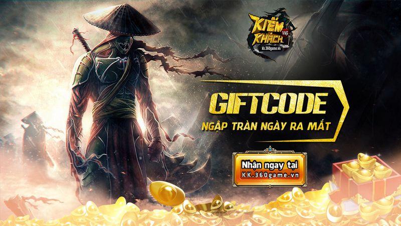 Giftcode - Kiếm Khách VNG