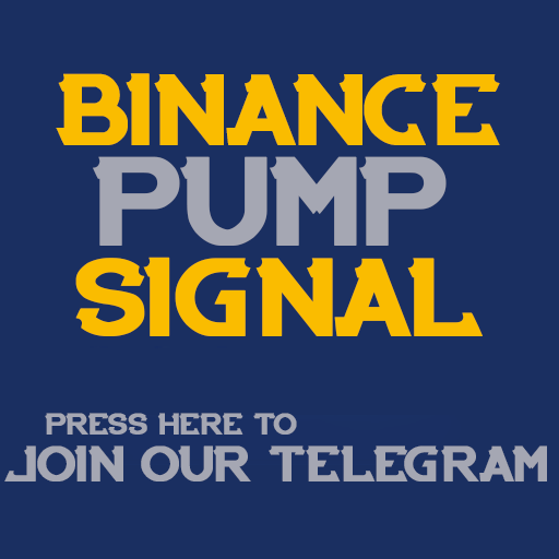 DAILY BINANCE PUMP SIGNAL - NO RANKS - EVERYBODY GET