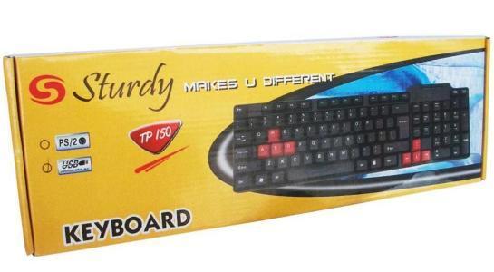 KEYBOARD STURDY USB