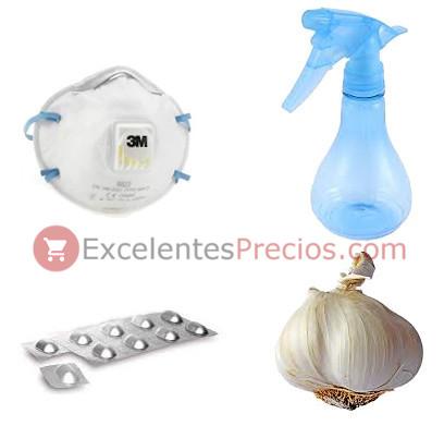Protegerse de la alergia al olivo, mascarilla, ajo, pulverizador, antihistamínicos...