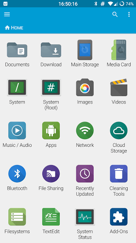 File Explorer Plus/Root 6.1.1.0 APK