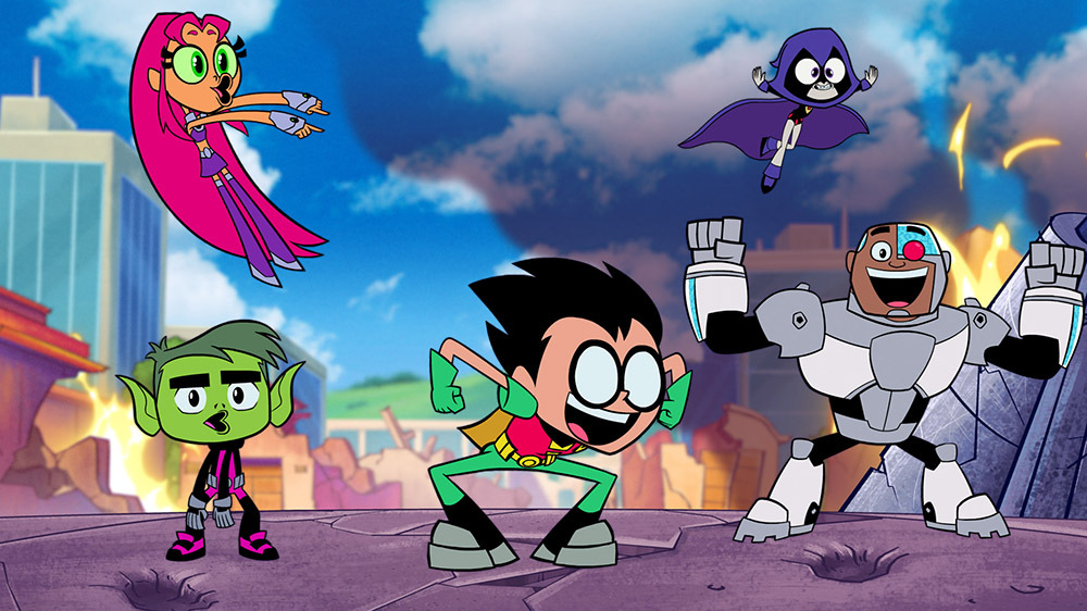 فيلم Teen Titans Go! To the Movies مترجم