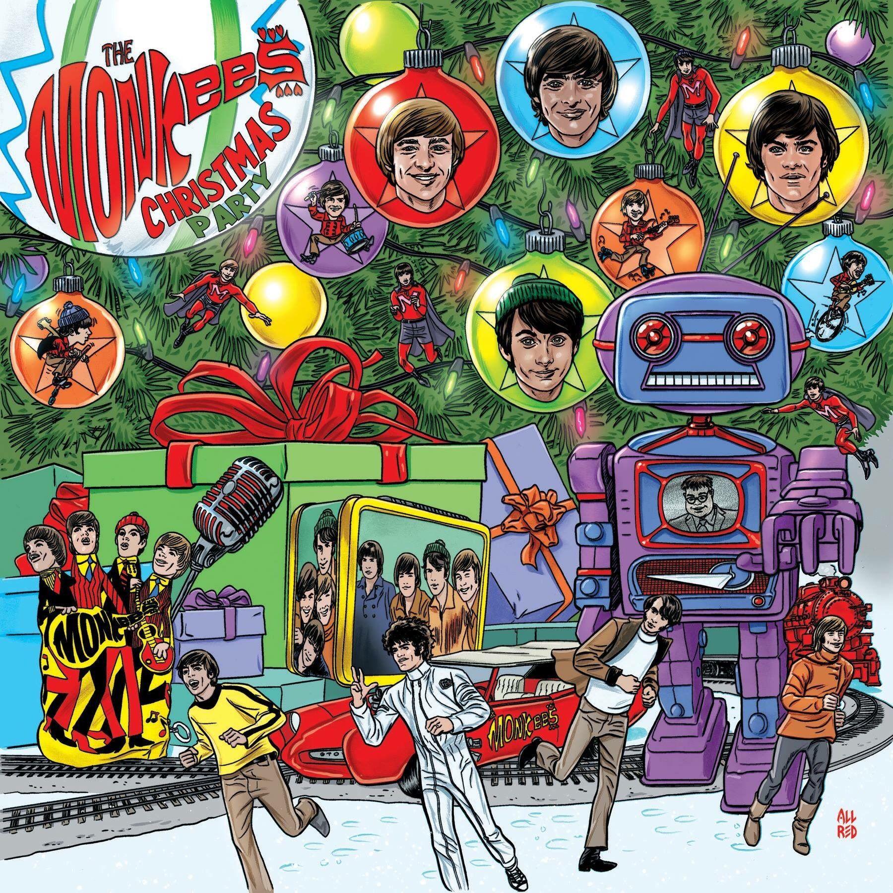 Download The Monkees – Christmas Party [2018] [320 KBPS][Pradyutvam] Torrent