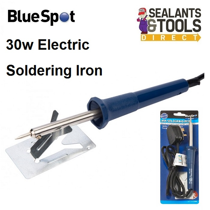 Blue Spot 30w Electric Soldering Iron & Stand 31100