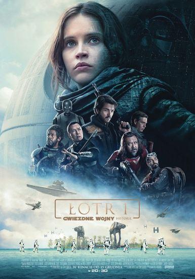 Łotr 1. Gwiezdne wojny - historie / Rogue One: A Star Wars Story (2016) PL.BRRip.XviD-GR4PE | Lektor PL
