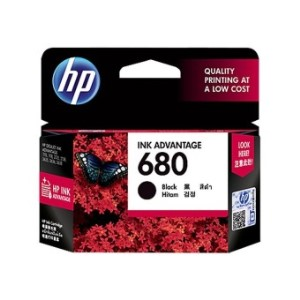 CATRIDGE HP 680 BLACK