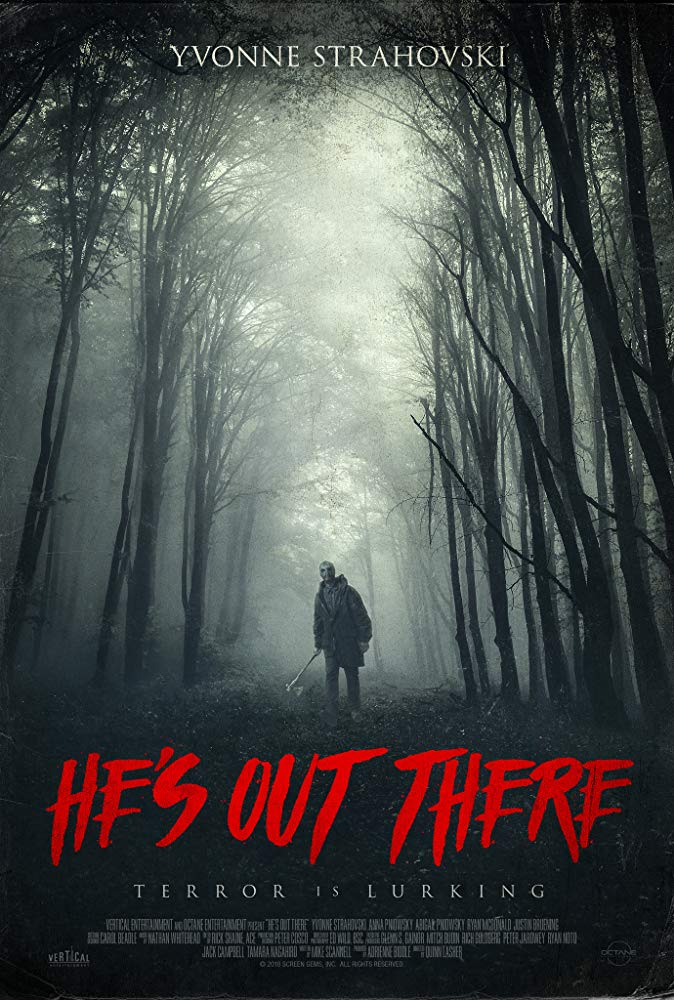 He's Out There (2018) 720p AMZN WEB-DL 700MB